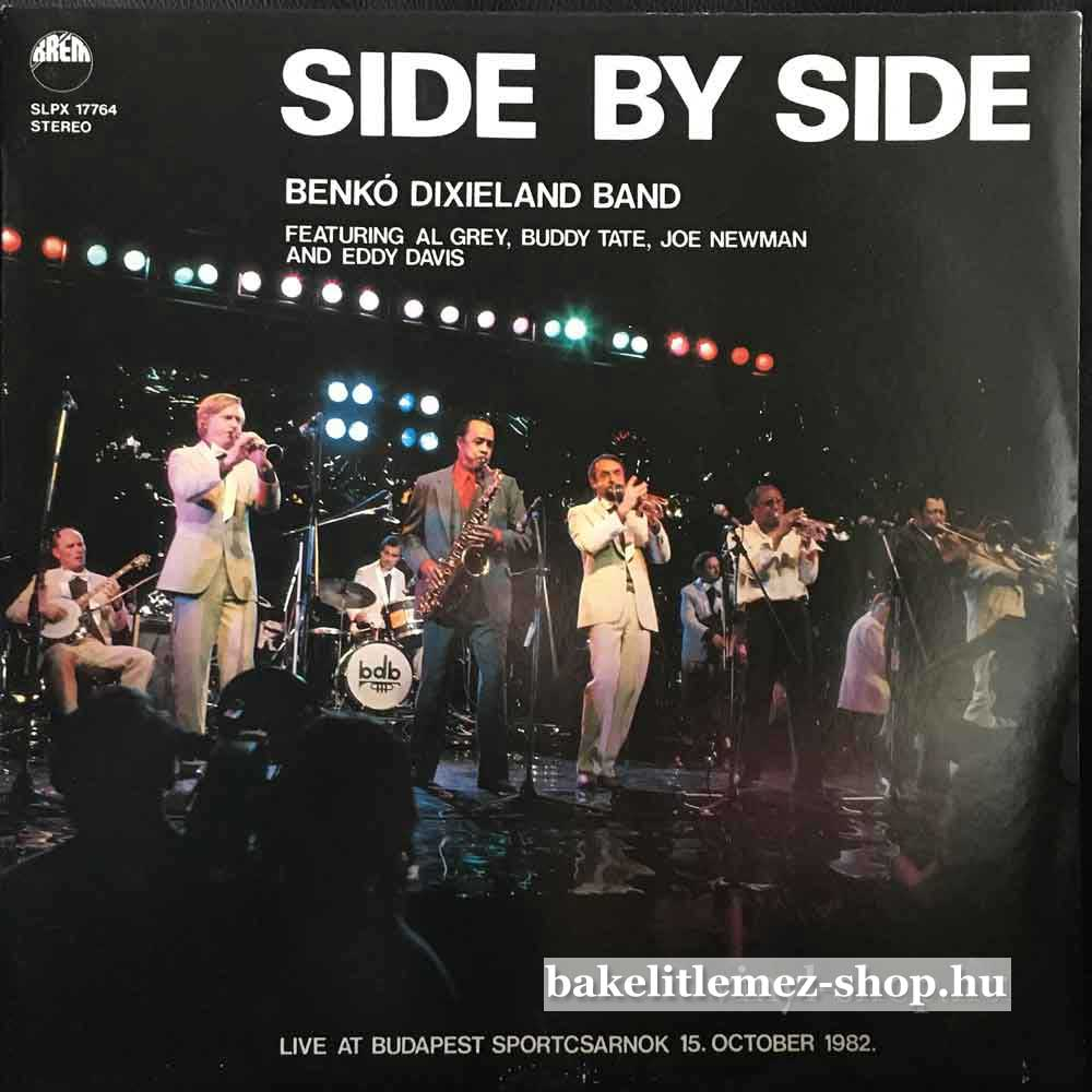 Benkó Dixieland Band - Side By Side