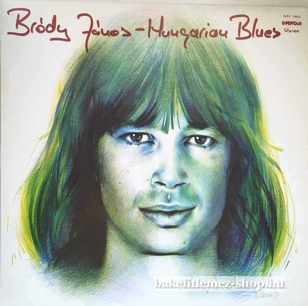 Bródy János - Hungarian Blues