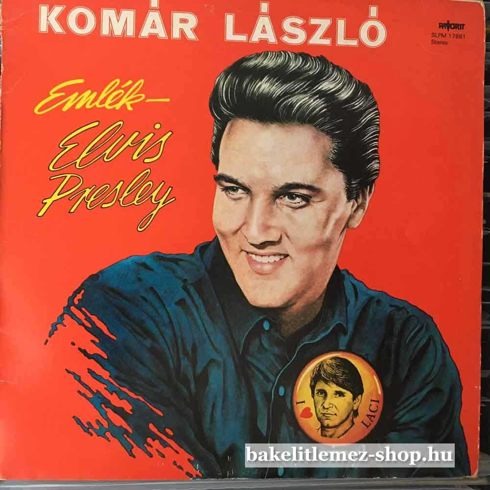 Komár László - Emlék - Elvis Presley 1
