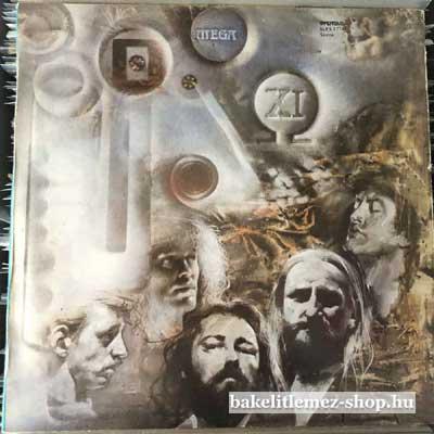 Omega - XI  LP (vinyl) bakelit lemez