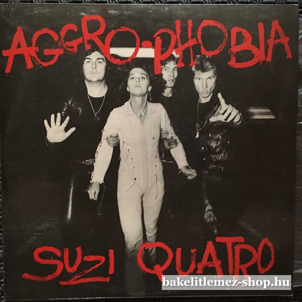 Suzi Quatro - Aggro-Phobia