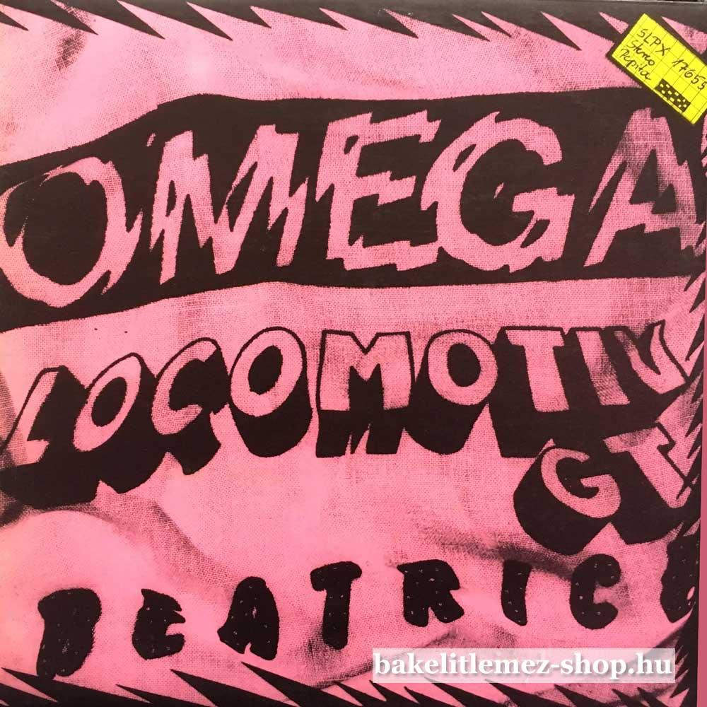 Omega  Locomotiv GT  Beatrice - Kisstadion 80