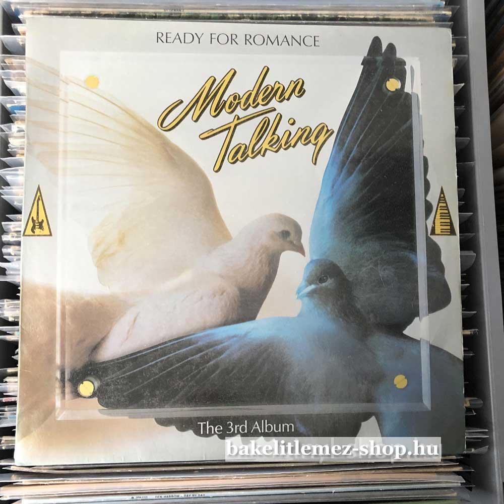 Modern Talking - Ready For Romance - The 3st Album