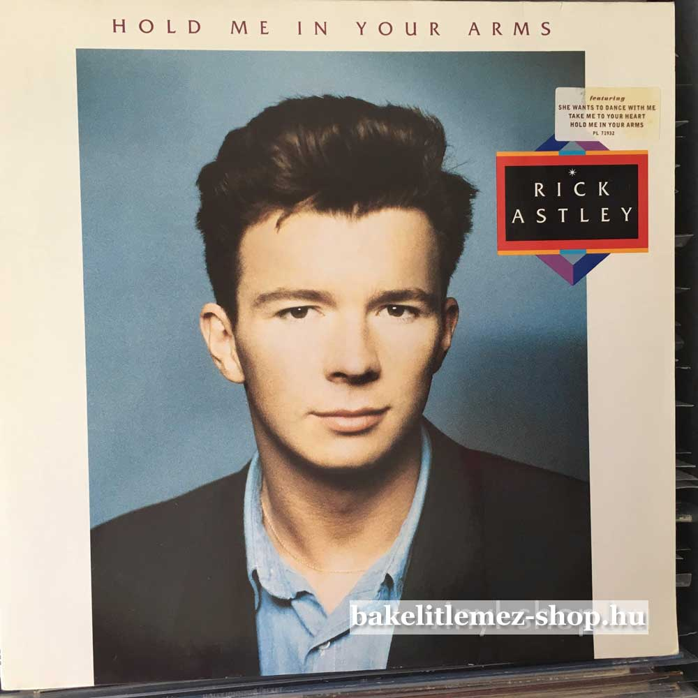 Rick Astley - Hold Me In Your Arms