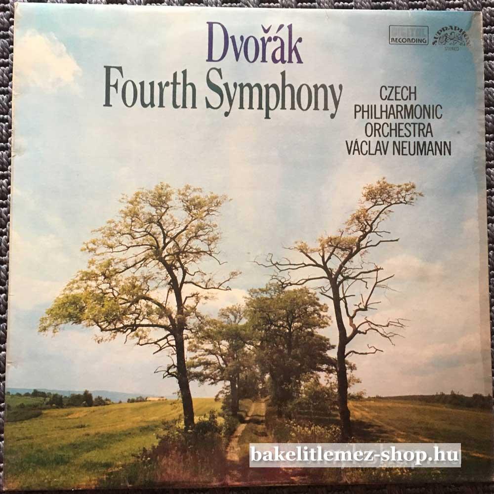Dvorak - Czech Philharmonic Orchestra - Fourth Symphony