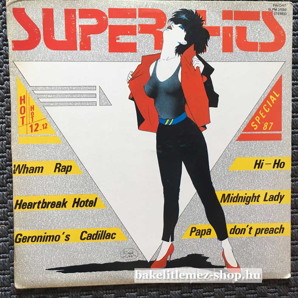Various - Super Hits Special 87