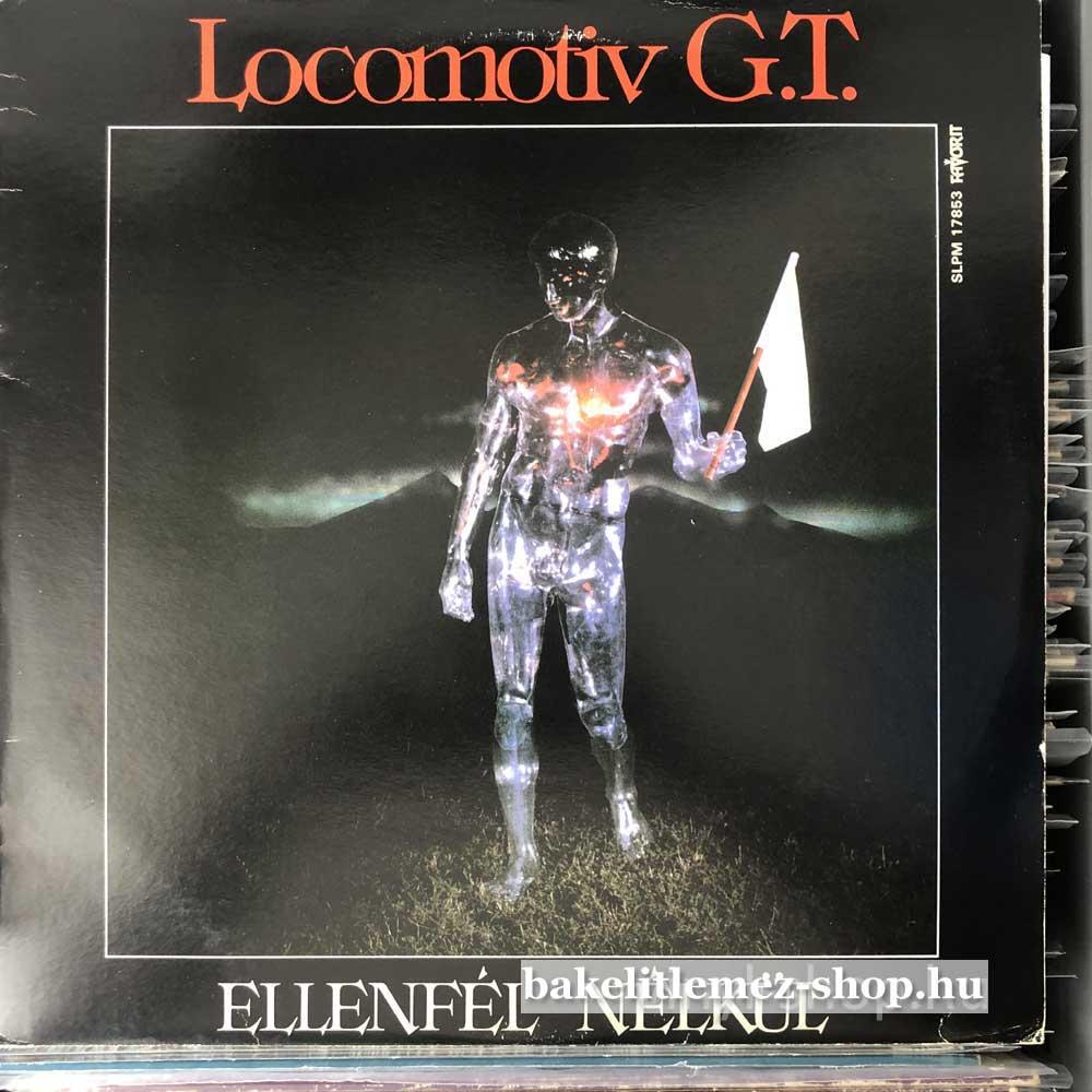 Locomotiv GT - Ellenfél nélkül