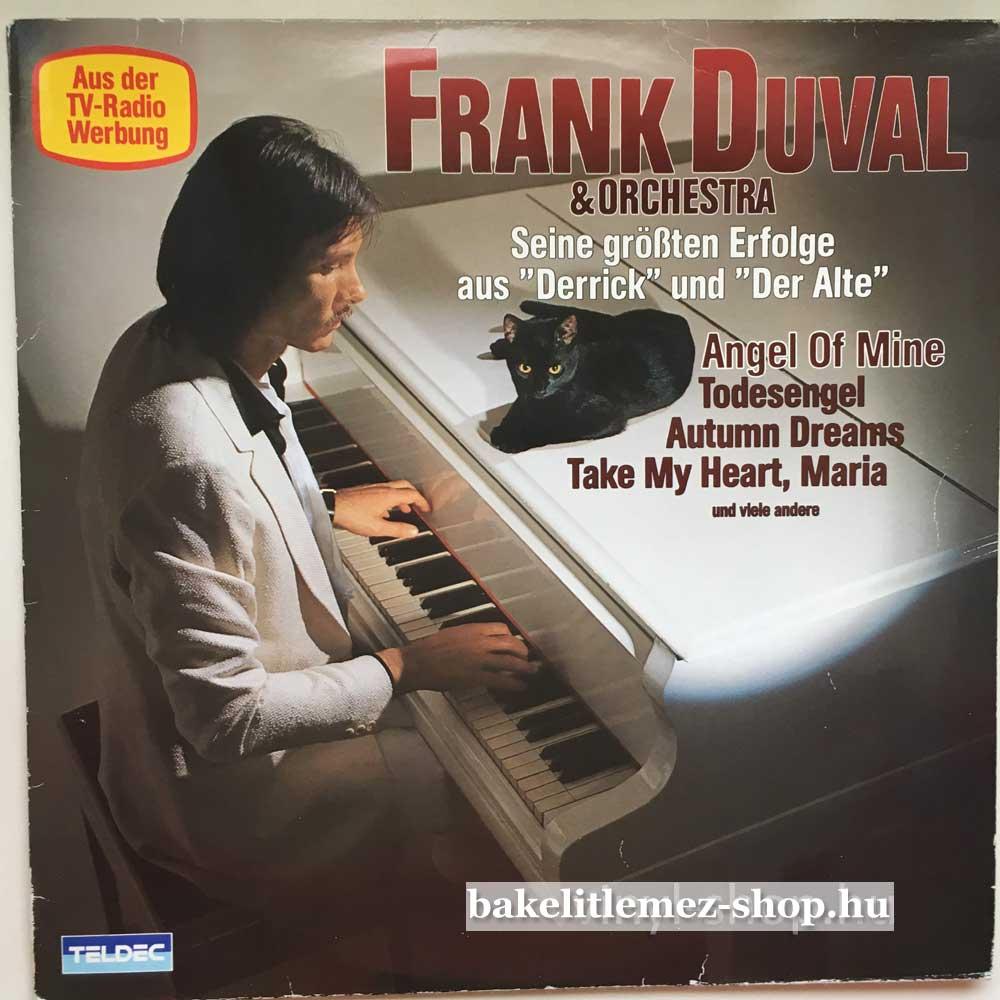 Frank Duval & Orchestra - Seine grösten Erfolge