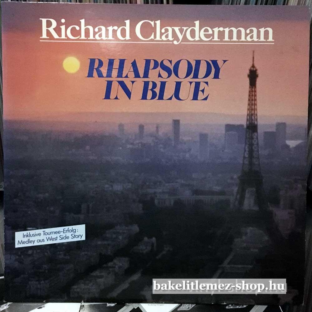 Richard Clayderman - Rhapsody In Blue