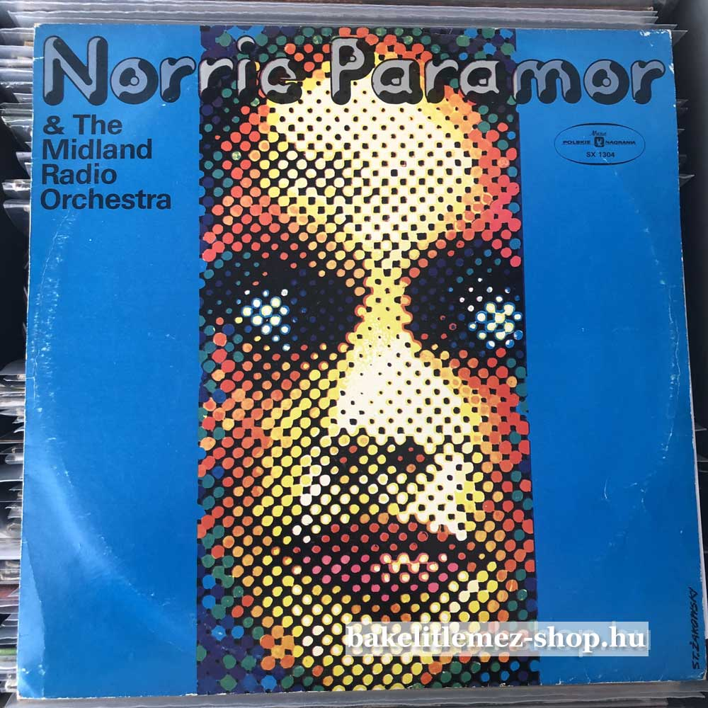 Norrie Paramor - Norrie Paramor & The Midland Radio Orchestra