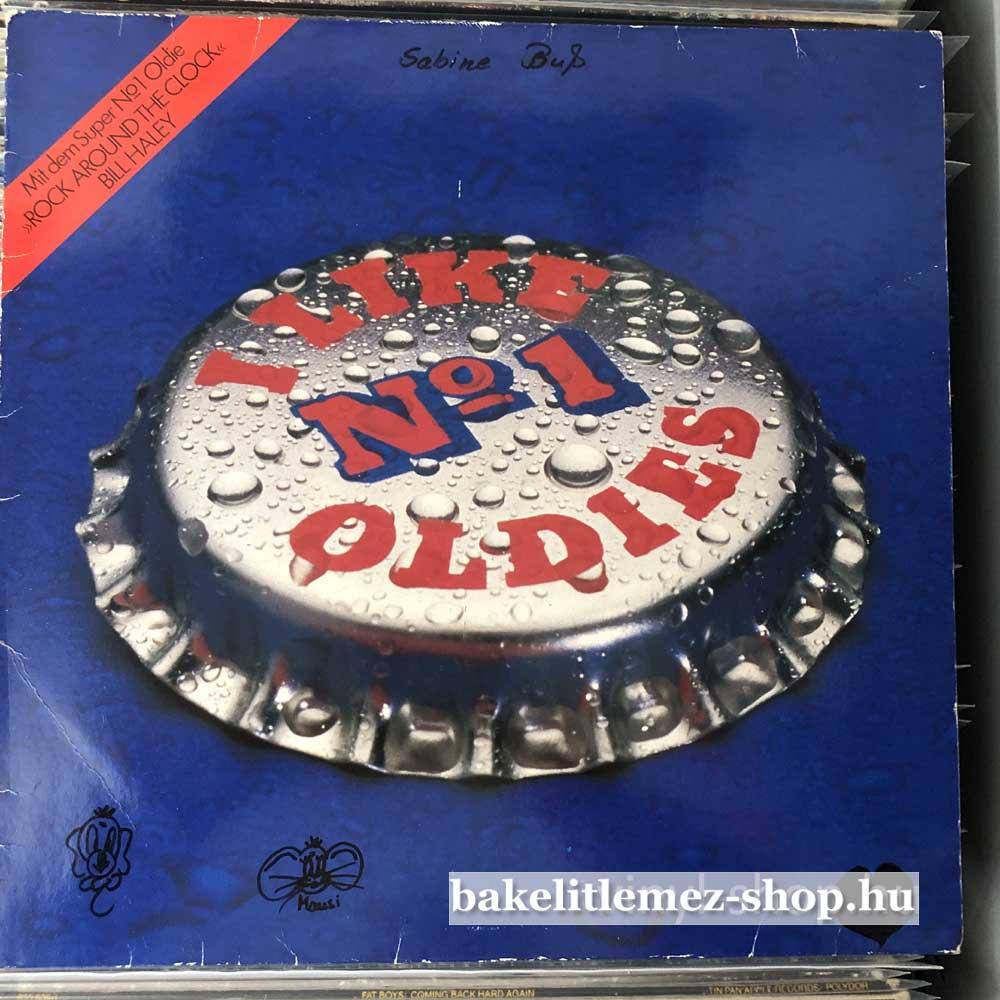 Various - I Like No1 Oldies