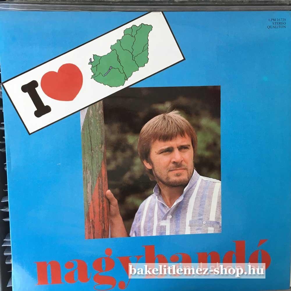 Nagy Bandó András - I Love Magyarország