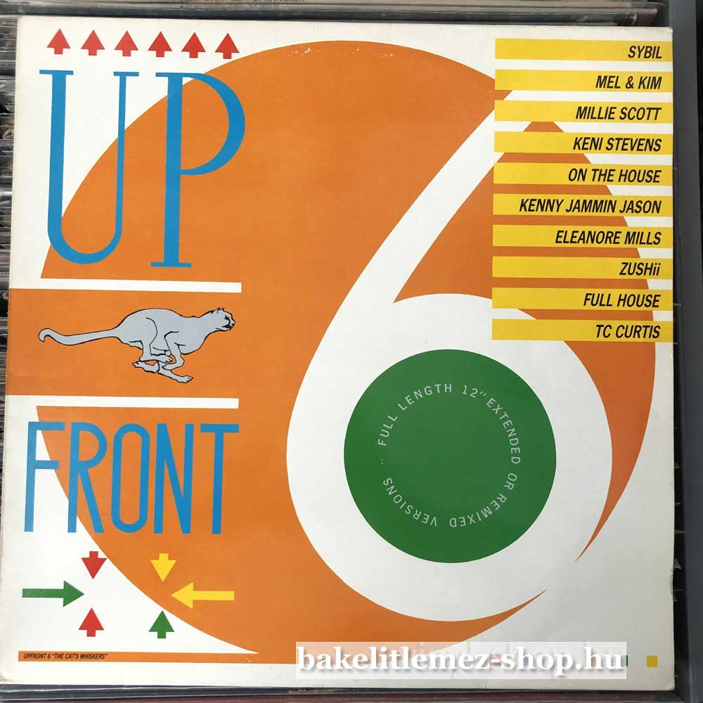 Various - Upfront 6 - The Cats Whiskers