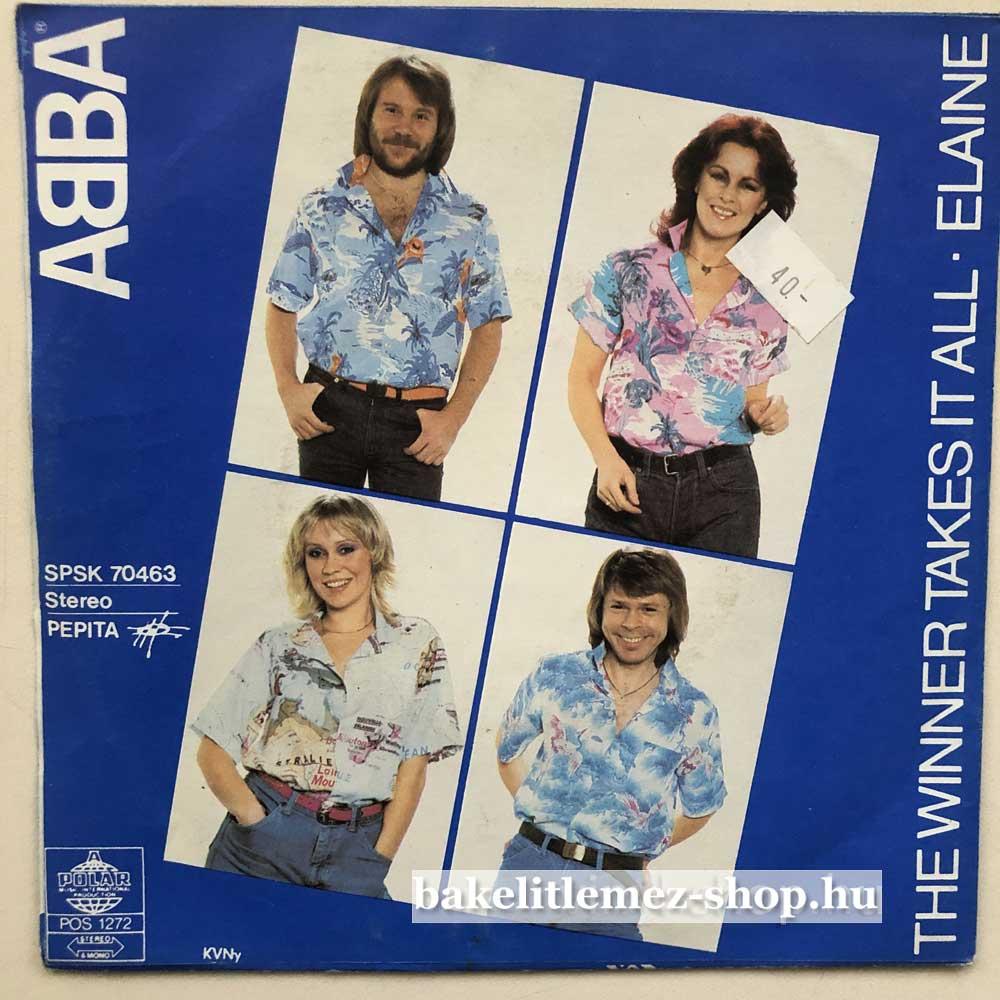 ABBA - The Winner Takes It All - Elaine