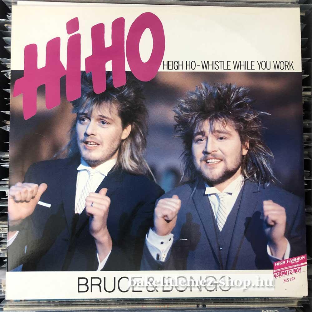 Bruce & Bongo - Hi Ho
