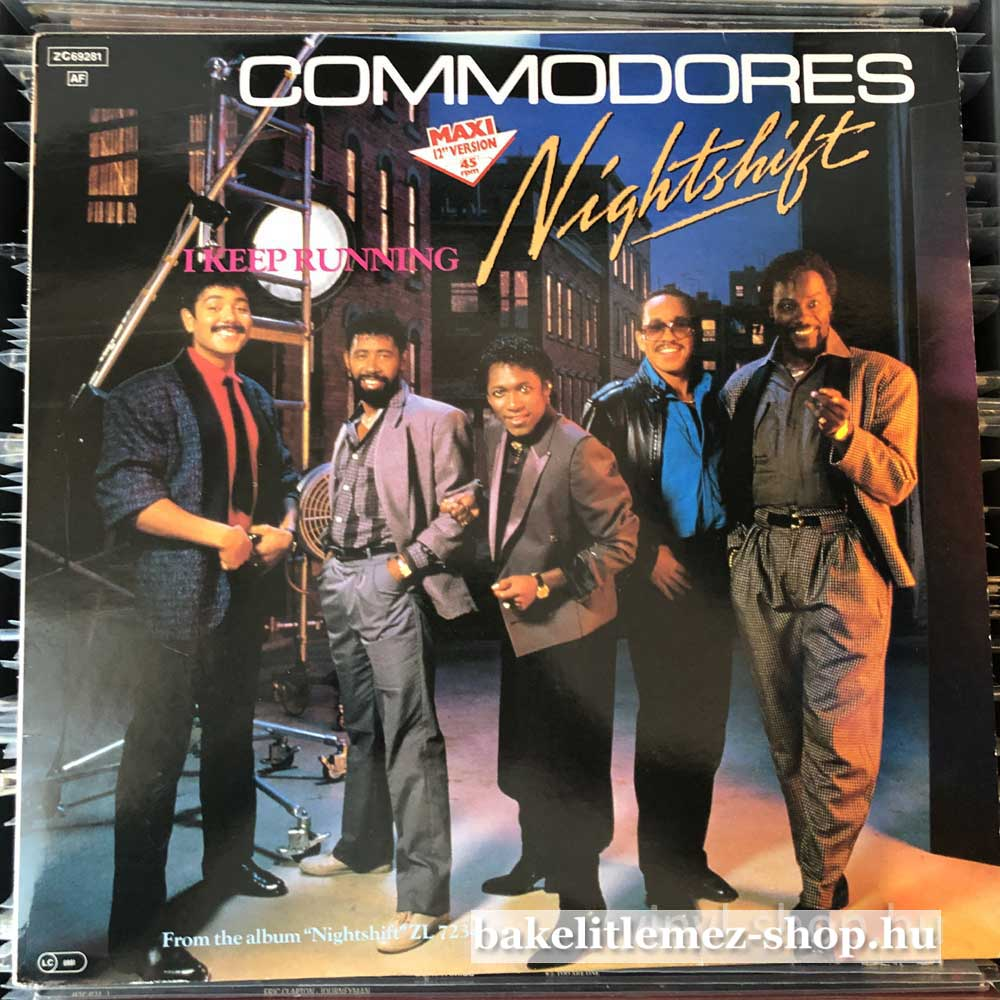 Commodores - Nightshift (Extended Version)