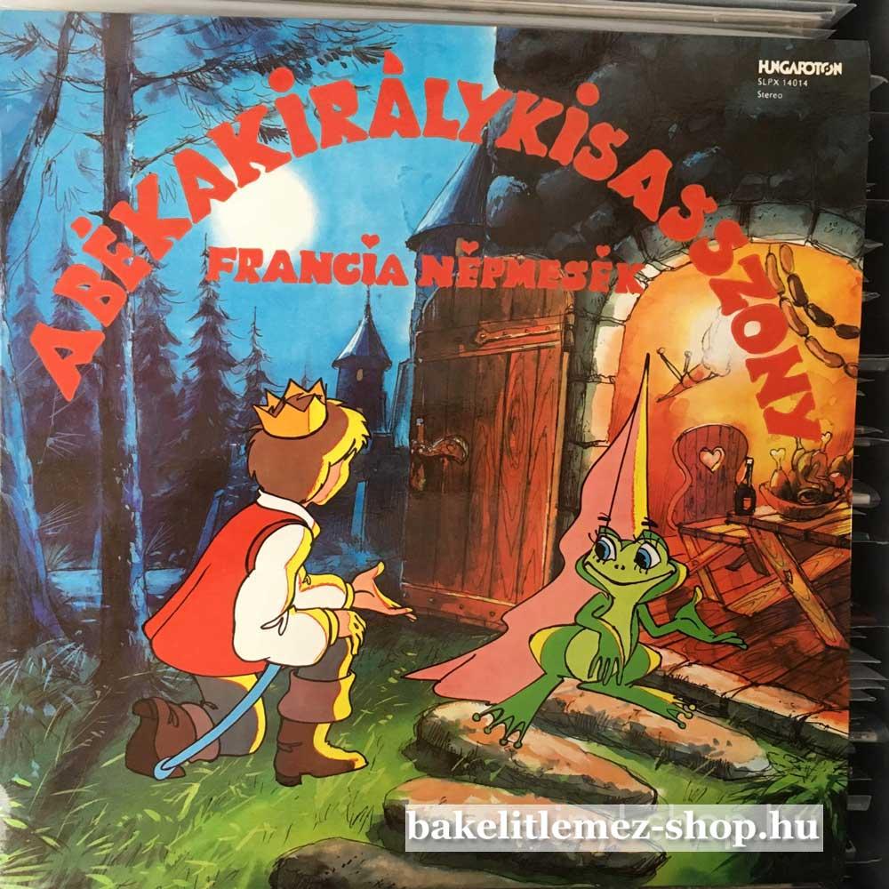 Various - A Békakirálykisasszony