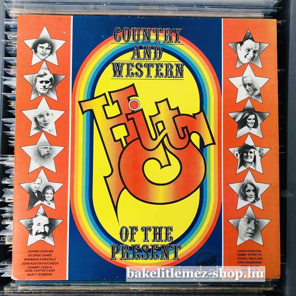 Various - Country And Western Hits Of The Present