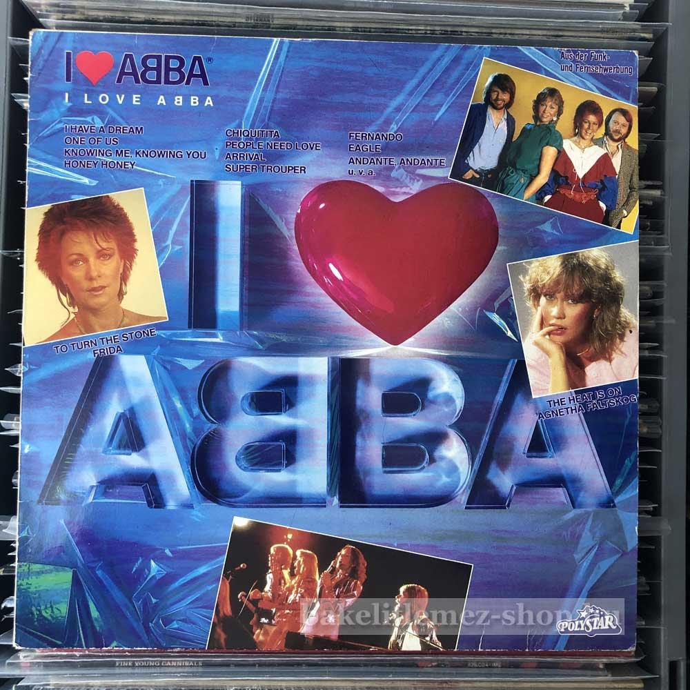 ABBA - I Love ABBA