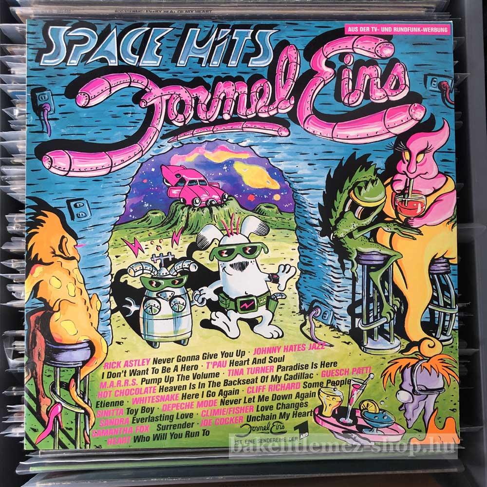 Various - Formel Eins - Space Hits