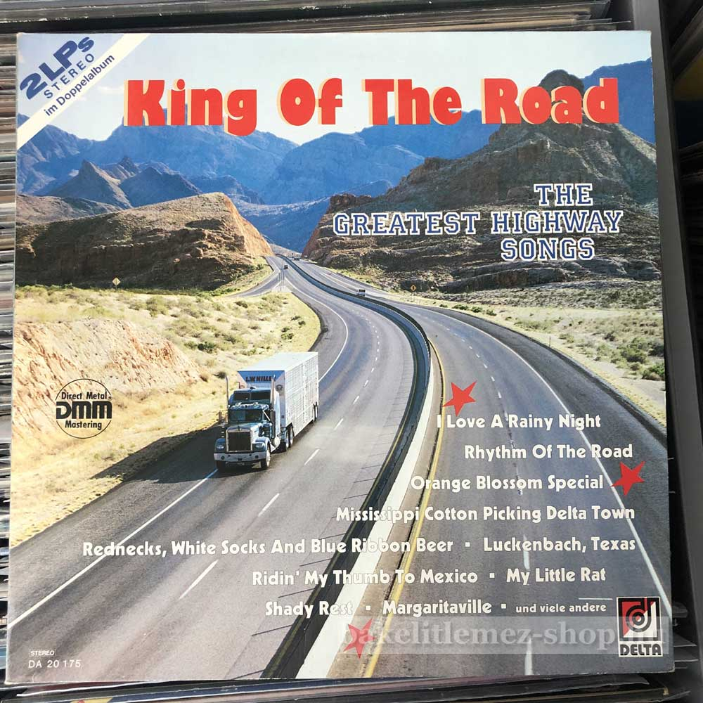 Various - King Of The Road