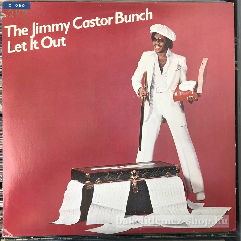 The Jimmy Castor Bunch - Let It Out