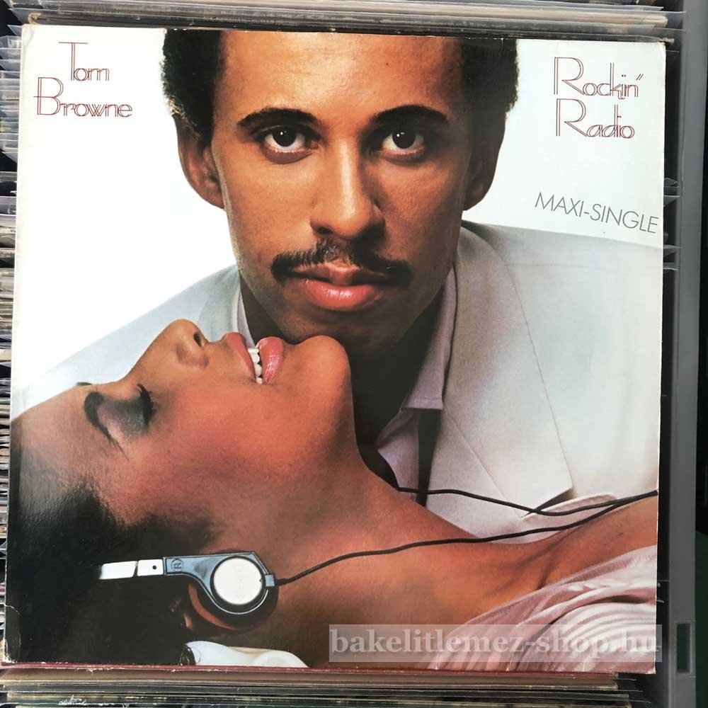 Tom Browne - Rockin Radio