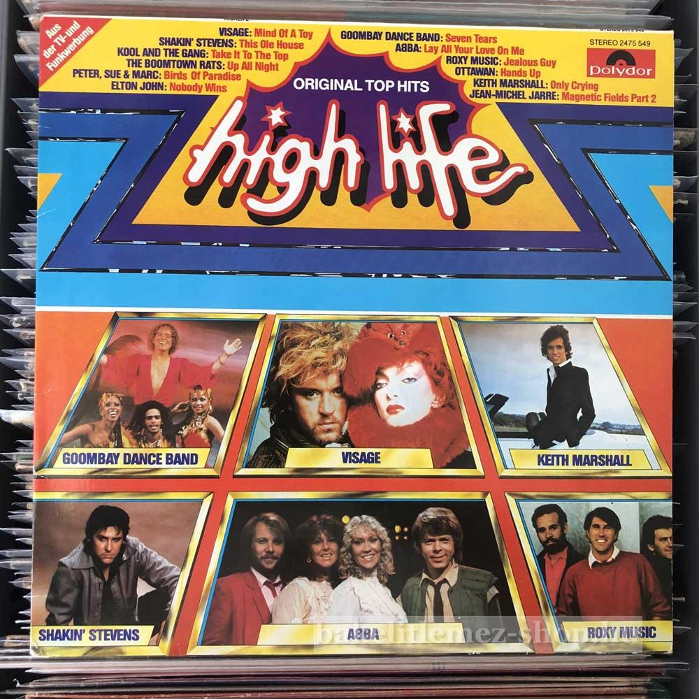 Various - High Life - Original Top Hits