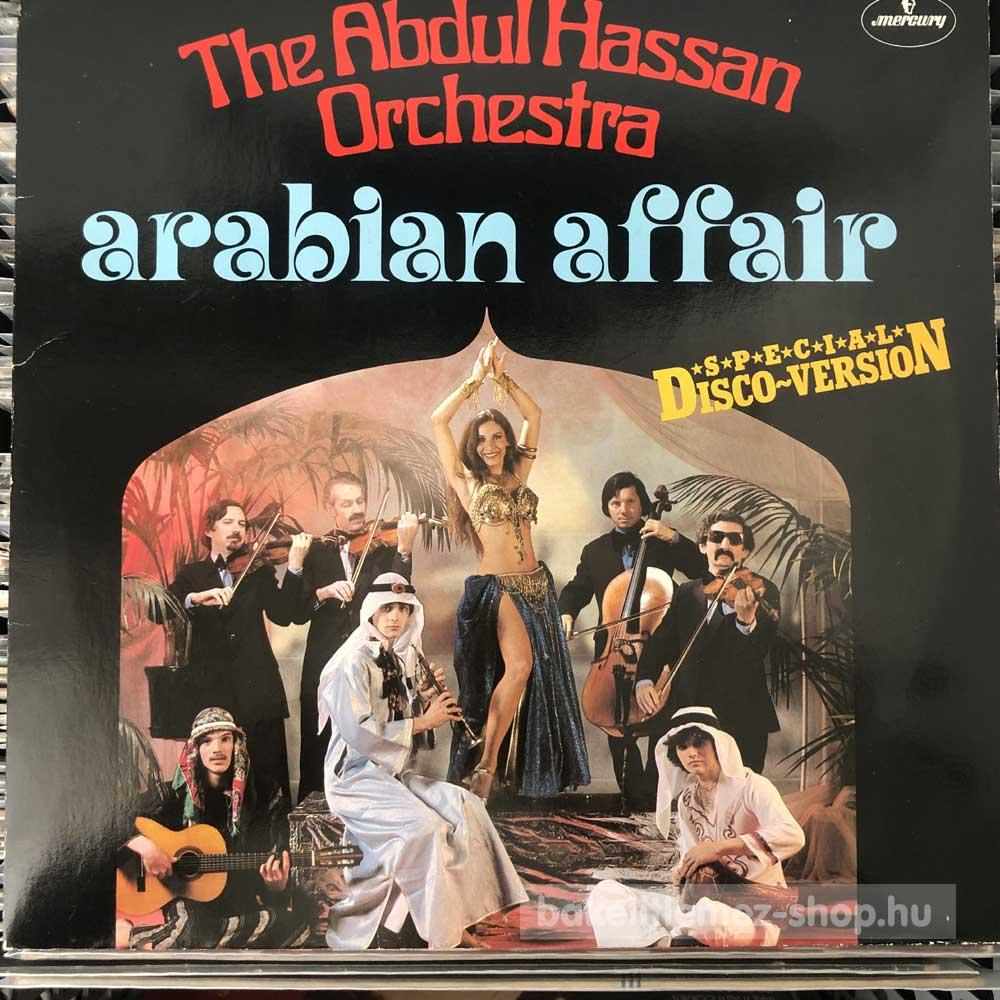 The Abdul Hassan Orchestra - Arabian Affair