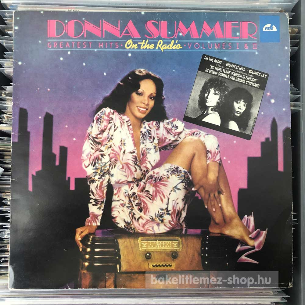 Donna Summer - On The Radio - Greatest Hits
