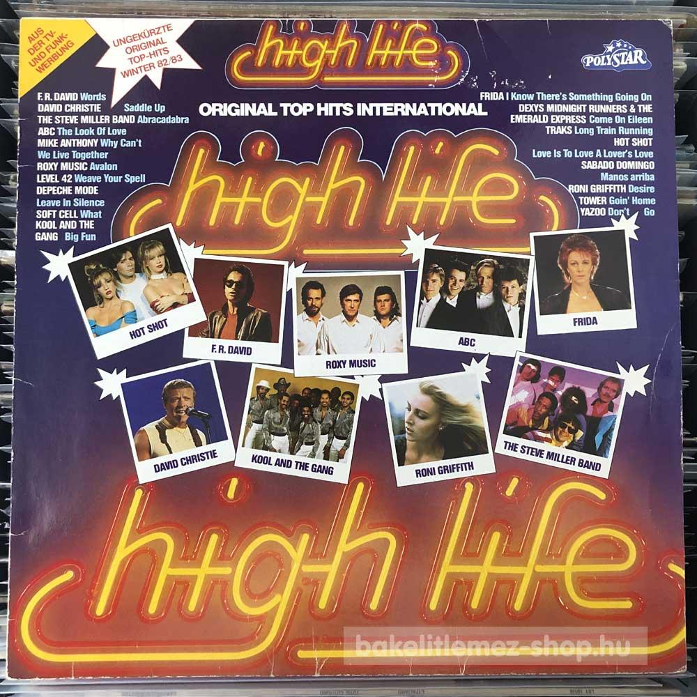 Various - High Life
