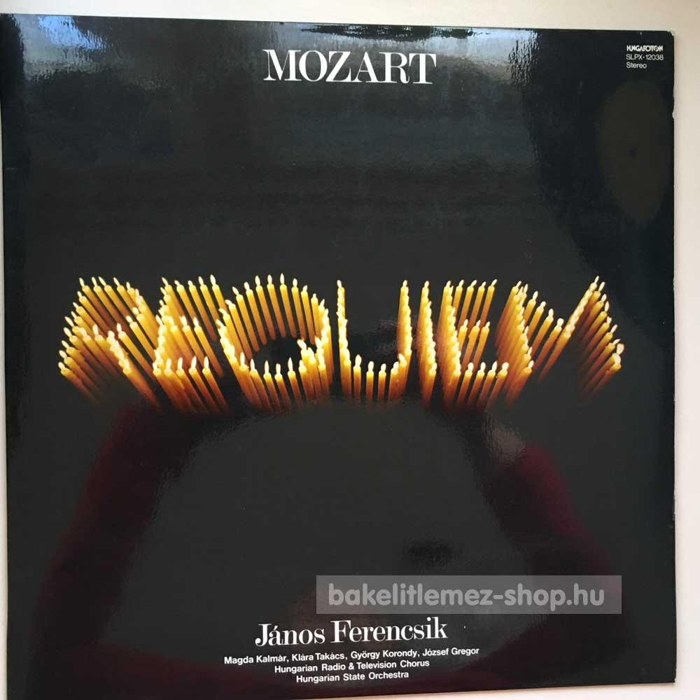 Mozart, János Ferencsik - Requiem