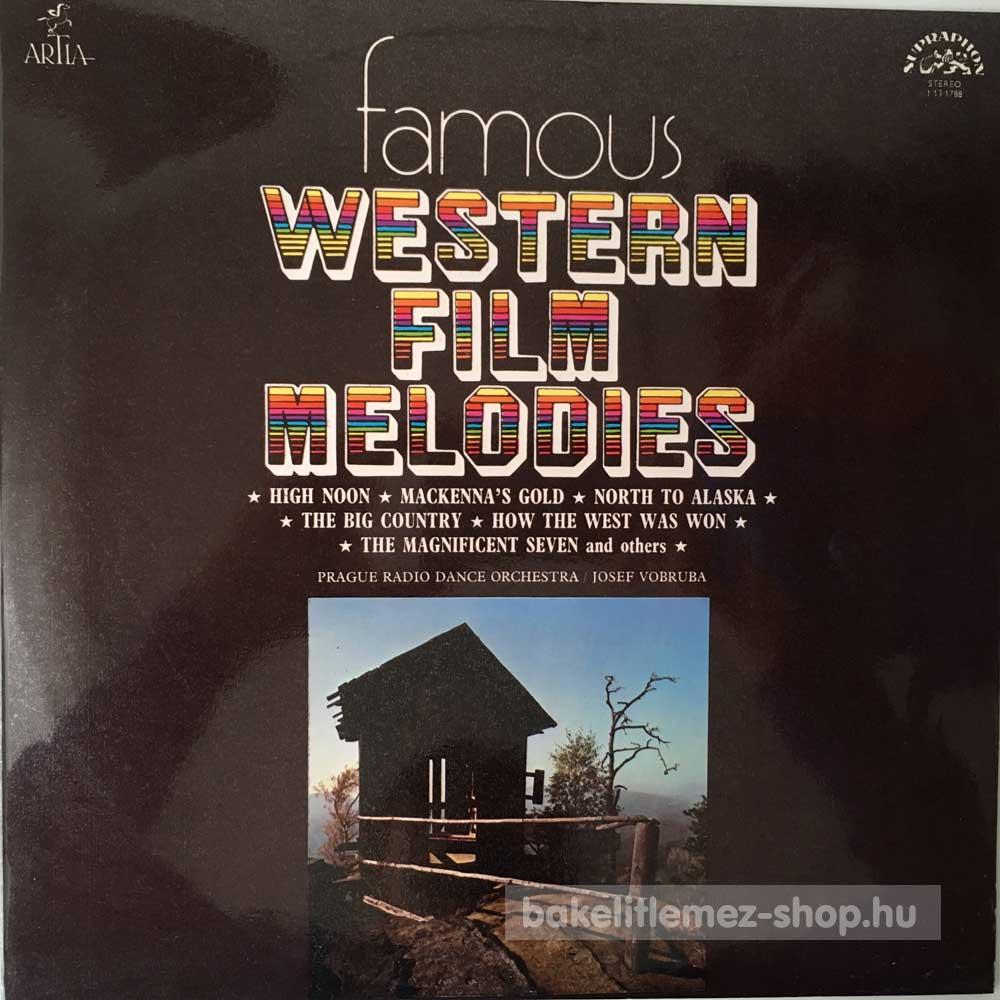 Prague Radio Dance Orchestra - Famous Western Film Melodies