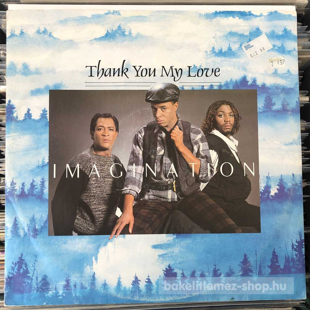 Imagination - Thank You My Love