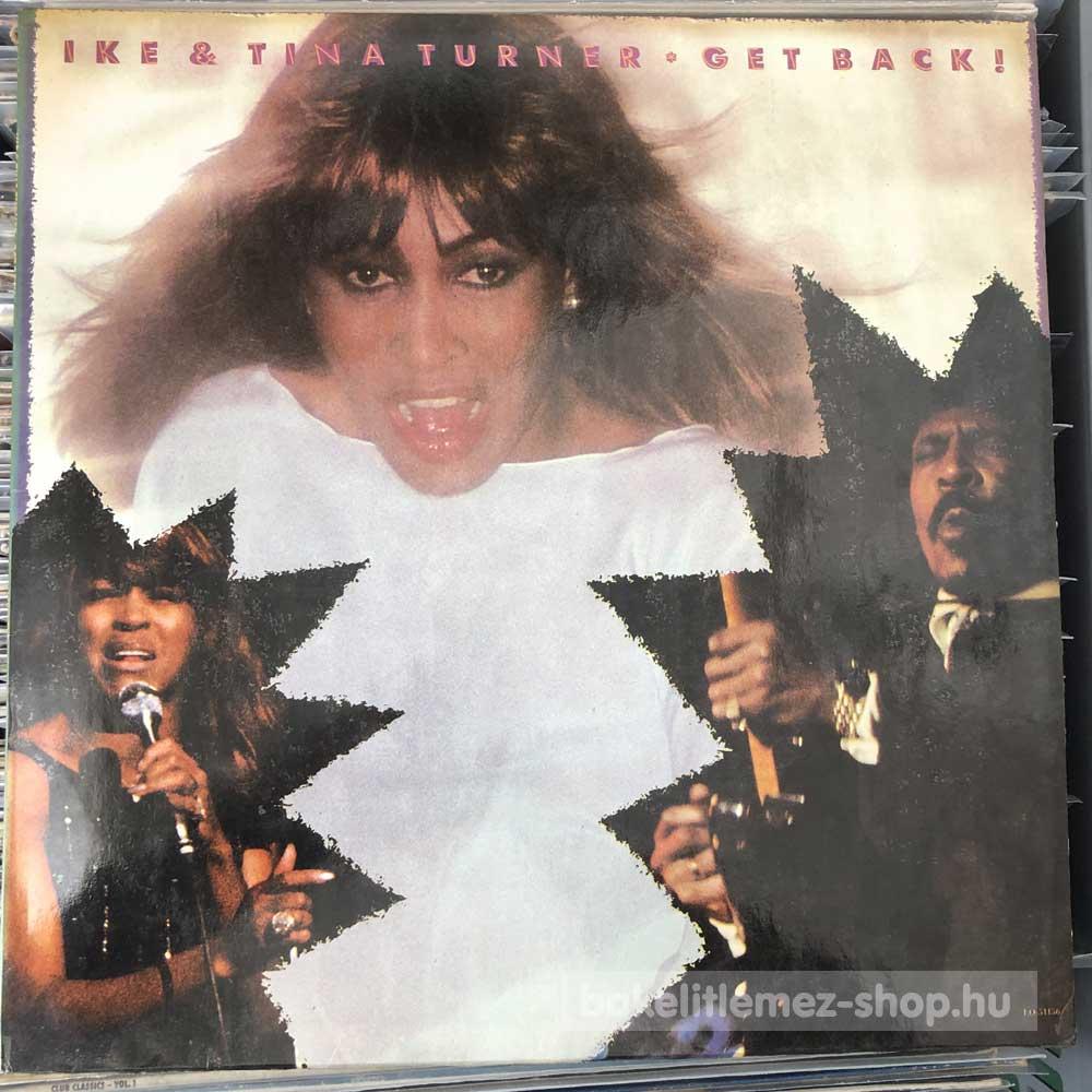 Ike & Tina Turner - Get Back
