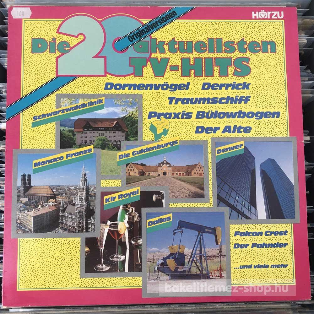 Various - Die 20 Aktuellsten TV-Hits (Originalversionen)