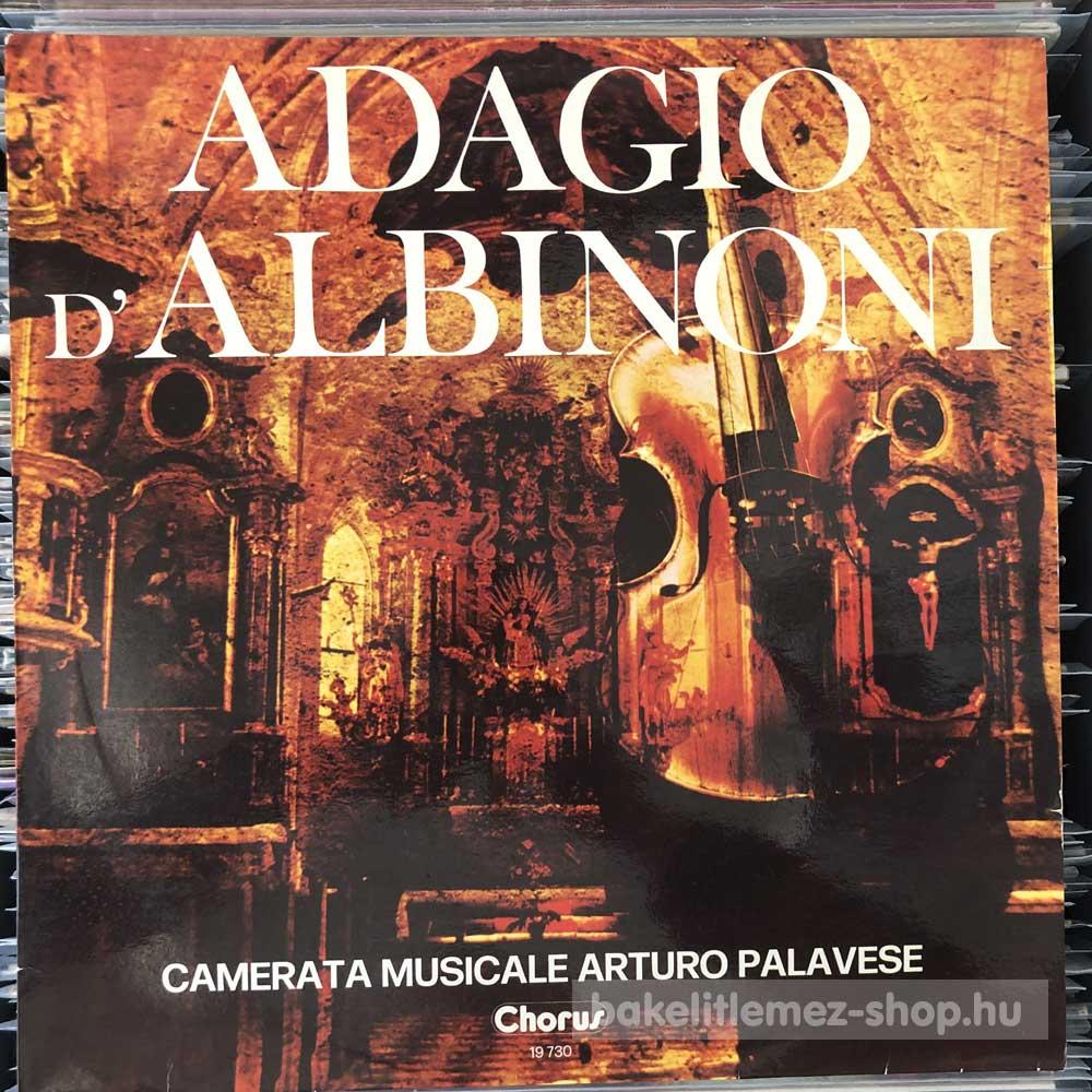 Camerata Musicale Arturo Palavese - Adagio D Albinoni