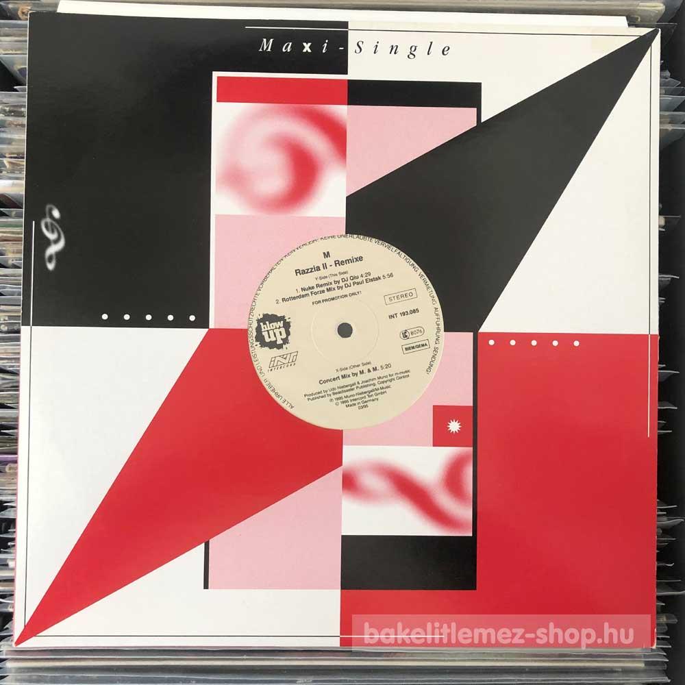 M Razzia II - Remixe