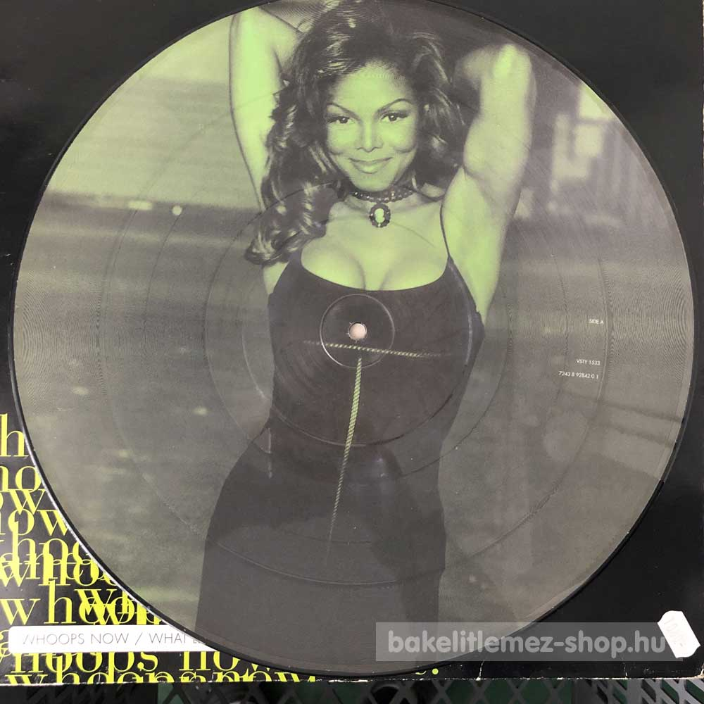 Janet Jackson - Whoops Now - Whatll I Do