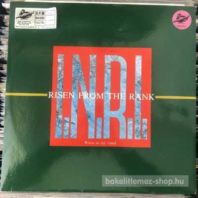 """Risen From The Rank - I.N.R.I.  (12"""") (vinyl) bakelit lemez"""
