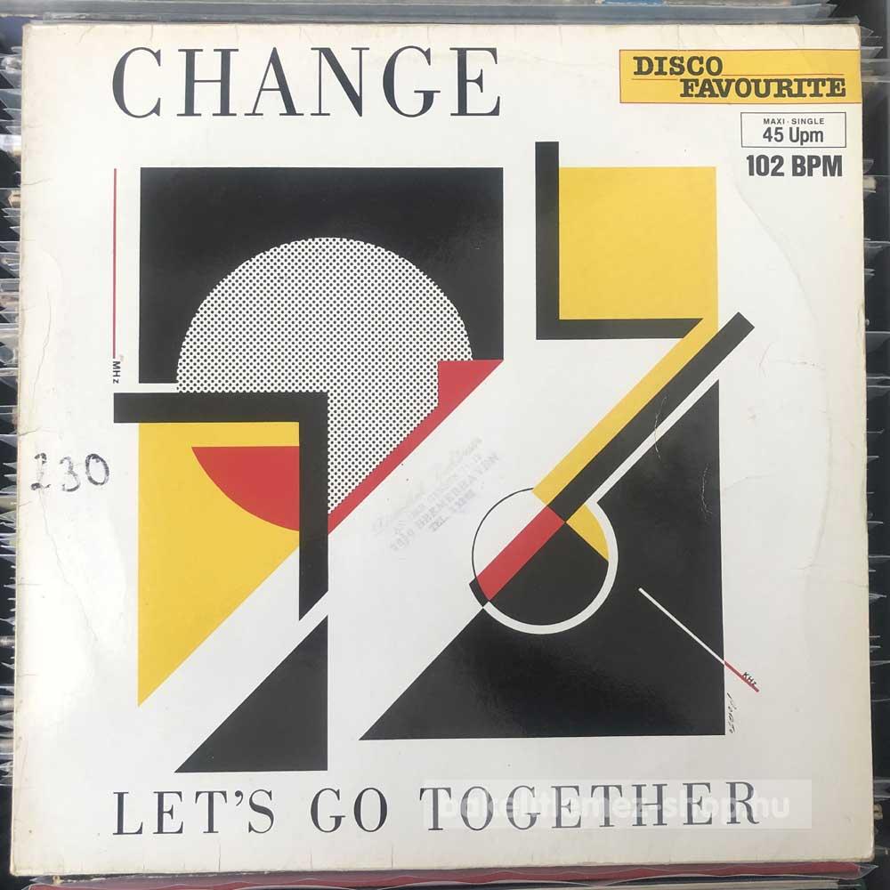 Change - Let s Go Together