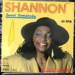 Shannon - Sweet Somebody - My Hearts Divided