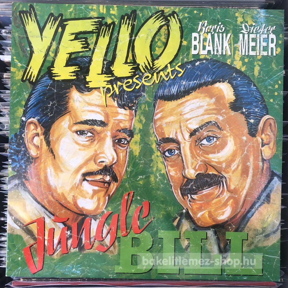 Yello Presents Boris Blank, Dieter Meier - Jungle Bill
