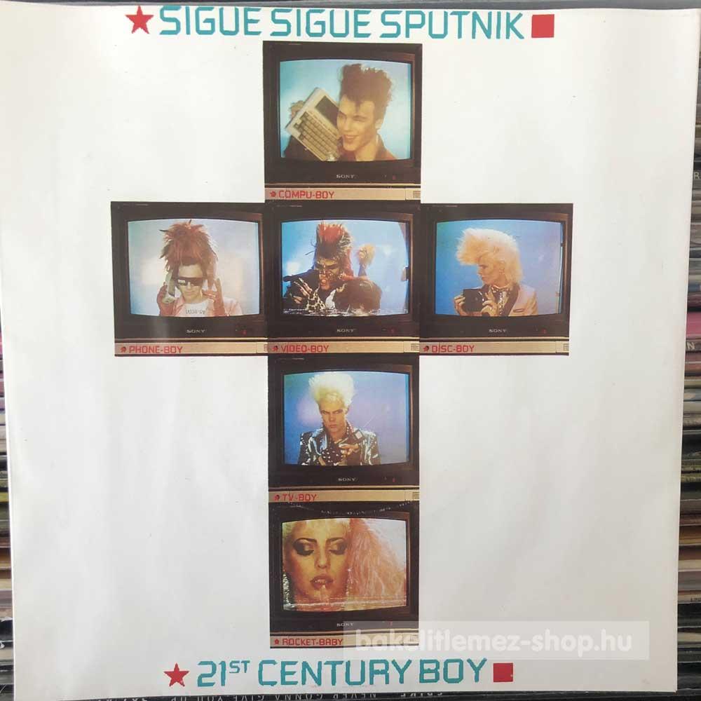 Sigue Sigue Sputnik - 21st Century Boy