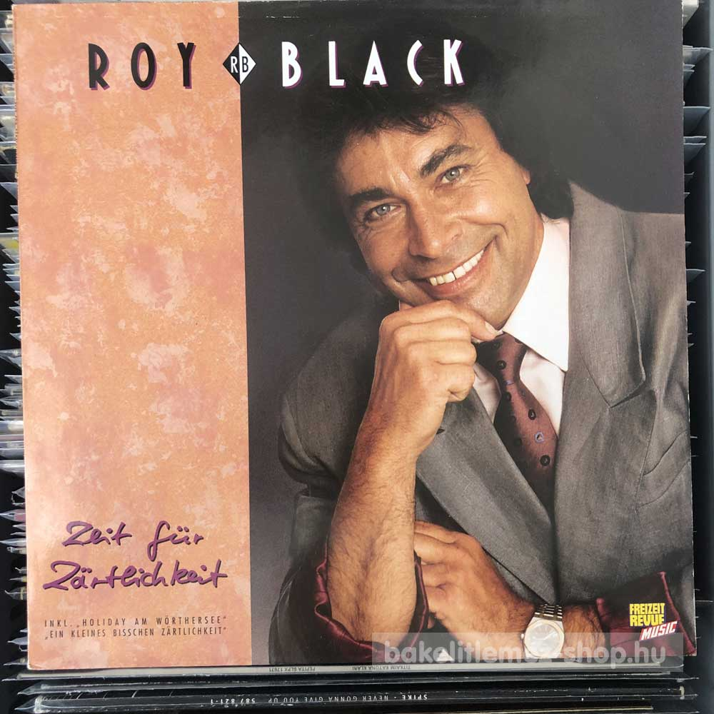 Roy Black - Zeit Für Zartlichkeit