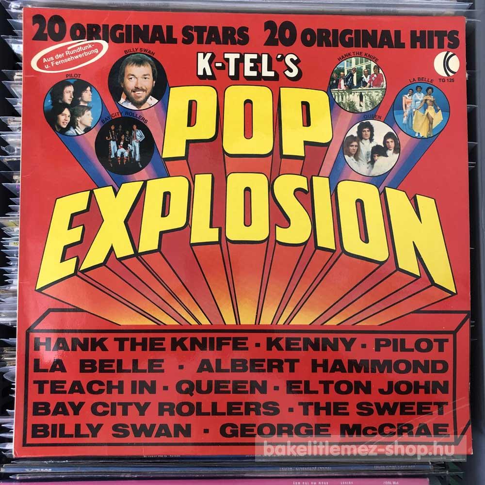 Various - Pop Explosion