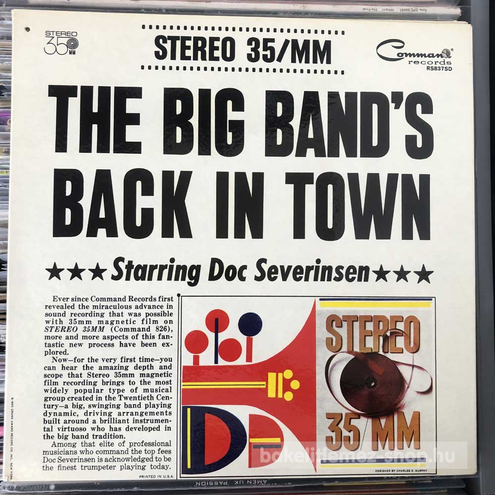 Doc Severinsen - The Big Band is Back In Town