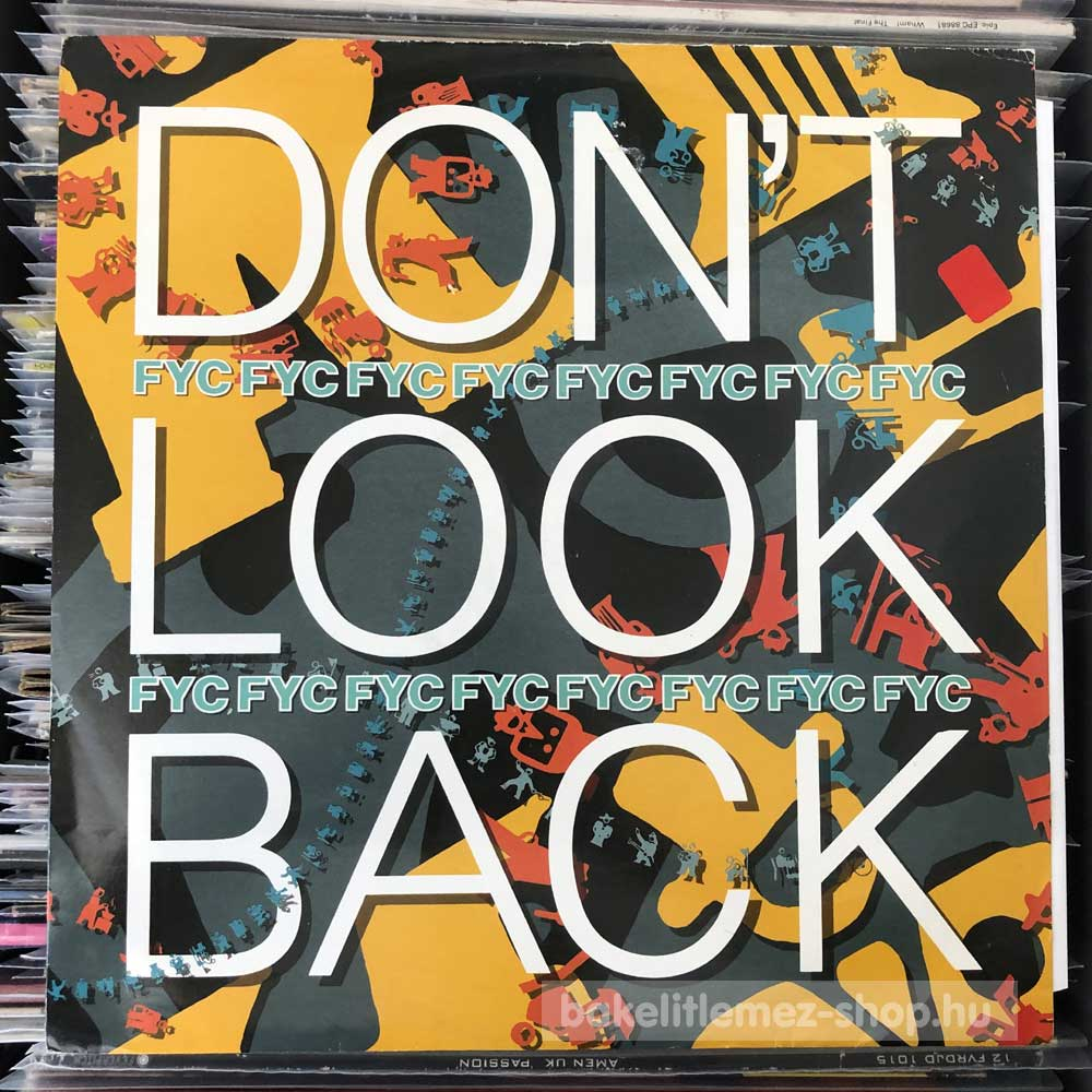 Fine Young Cannibals - Dont Look Back