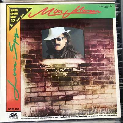 "Mike Mareen - Love-Spy  (12"") (vinyl) bakelit lemez"