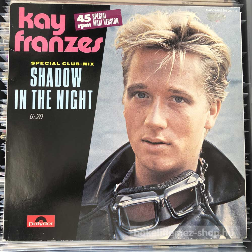 Kay Franzes - Shadow In The Night (Special Club-Mix)